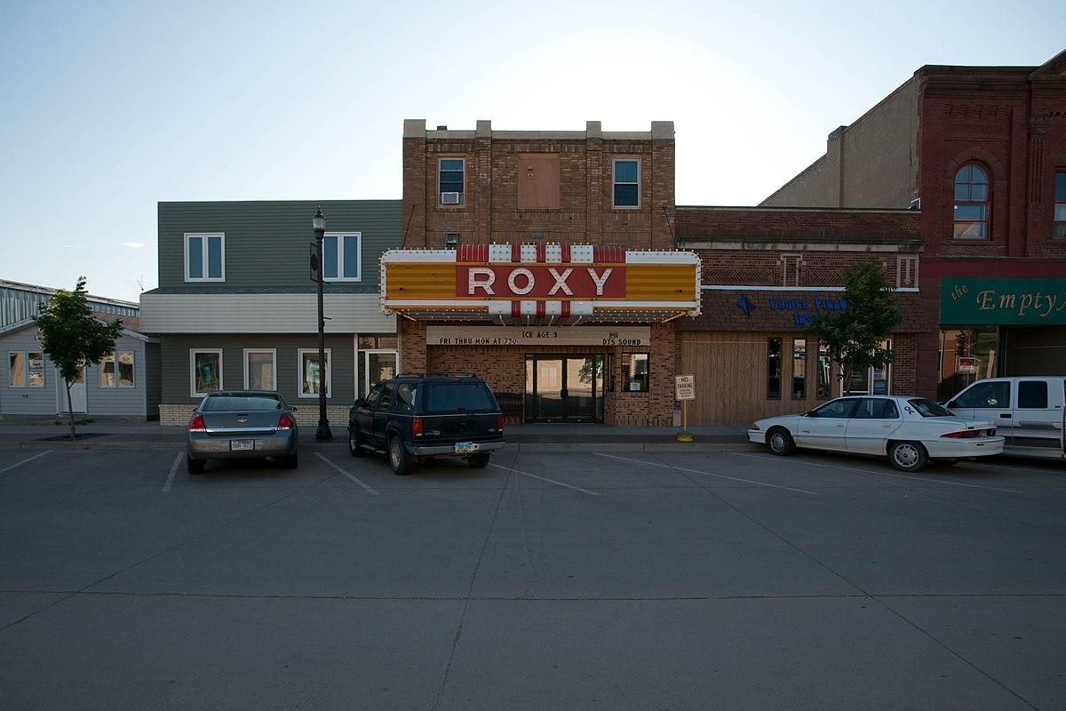 Devils Lake Nd >> Roxy Theatre (Langdon, North Dakota) - Wikipedia