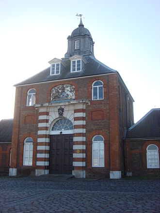 Royal Arsenal - The Royal Brass Foundry (1717)