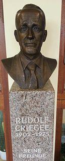 Rudolf Criegee chemist