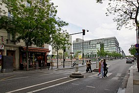 Rue de Tolbiac, Paris April 15, 2014.jpg
