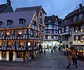 Rue des Marchands depuis le Koïfhus (Colmar) (4).jpg