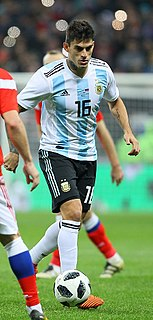 Diego Perotti Argentine footballer