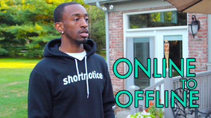 "Russ Smith (basketball) - Russ Smith in the video ""The App This Generation Needs"" with Shortnotice"