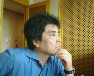 Ryu Murakami(村上龍), Japanese novelist and filmm...