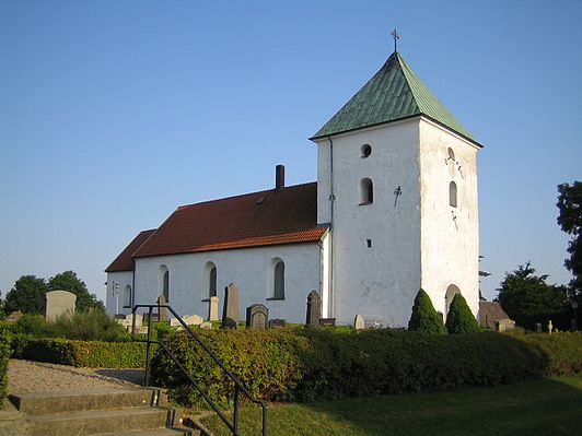 Sövestad Church