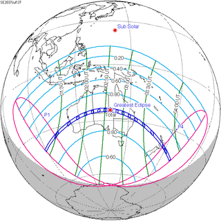 Solar eclipse of July 13, 2037