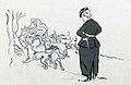 SEM - « La Duchesse d'Uzès - la curée », pochoir.jpg