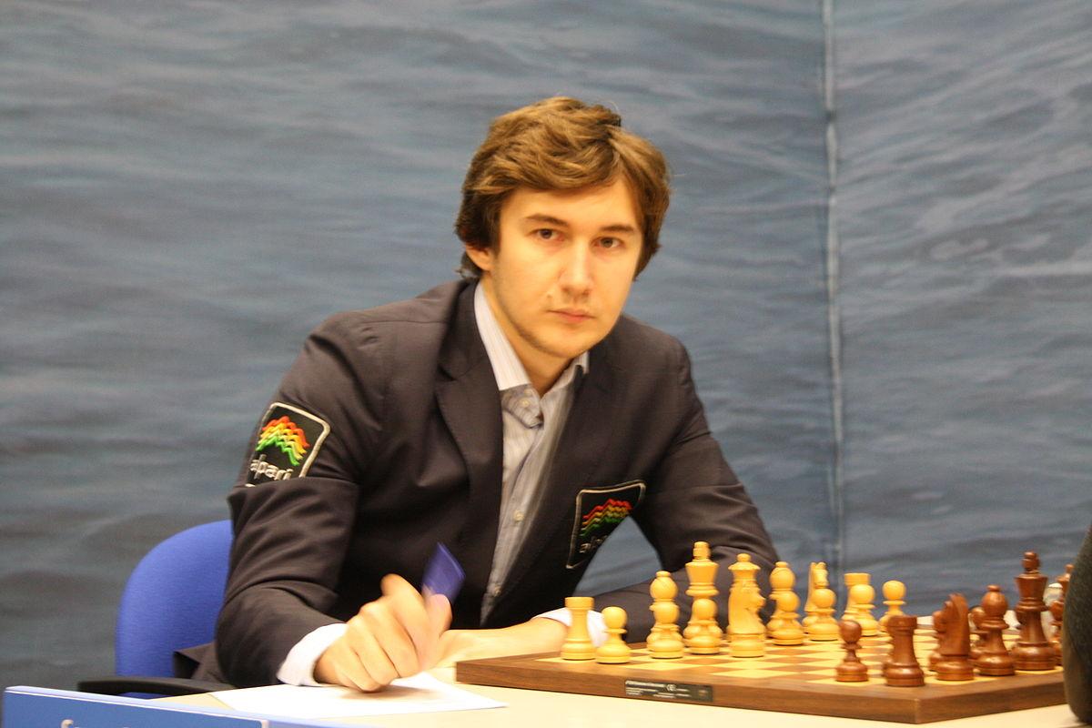 セルゲイ・カヤキン - Wikipedia
