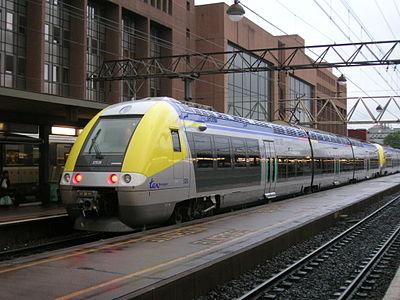 SNCF AGC ZGC train, by Vincent Babilotte, CC-SA-2.5 Generic