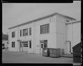 SOUTH REAR, SOUTHEAST CORNER - Torpedo Storehouse, Second and Dowell Streets, Keyport, Kitsap County, WA HABS WA-256-6.tif