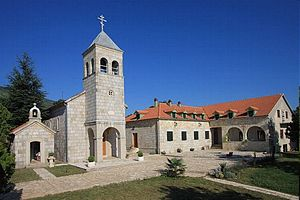 Vrlika - Dragović monastery