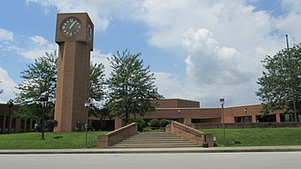Southern State Community College - Image: SSCC1