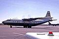 SU-AOS An-12 Misrair- Egyptian Air Force TIP 13MAR69 (6798533052).jpg