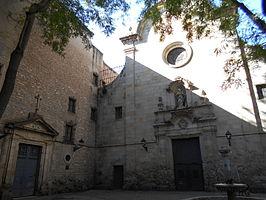 Church of Saint Philip Neri (Barcelona)