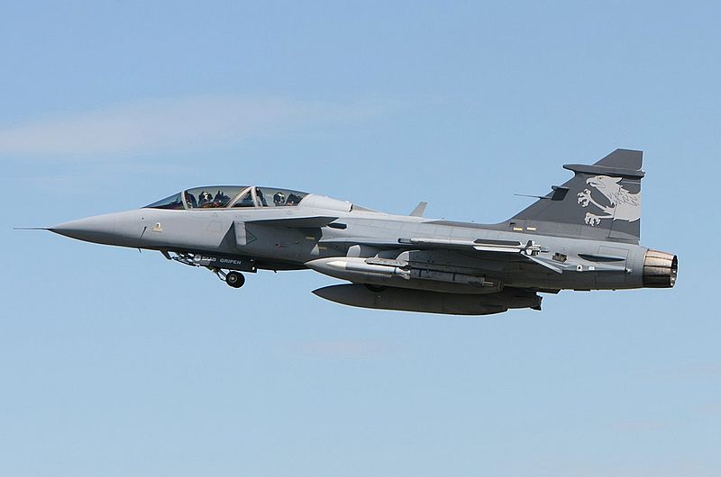 Brazil Armed Forces: News and deals 800px-Saab_39_Gripen_NG_Demo%2C_Sweden_-_Air_Force_AN1752819