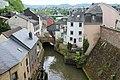 Saarburg, Blick vom Wasserfall auf die Leuk.jpg