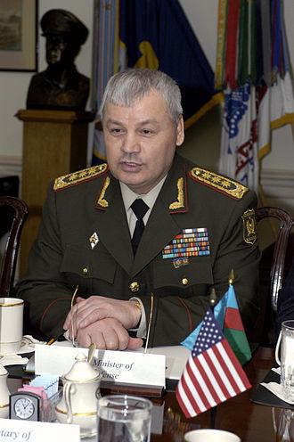 Safar Abiyev - Image: Safar Abiyev in 2006