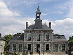 Saint-Aubin-d'Aubigné (35) Mairie.jpg
