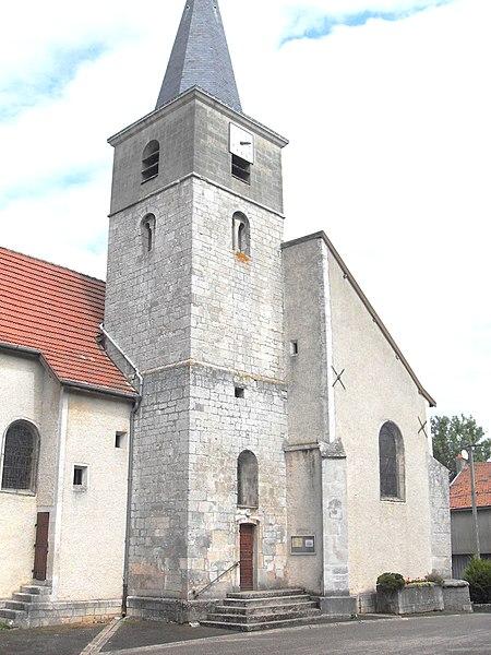 Saint-Germain-sur-Meuse église
