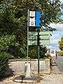 Saint-Hilaire-Saint-Mesmin-FR-45-Pont Saint Nicolas-bannière UNESCO-01.jpg