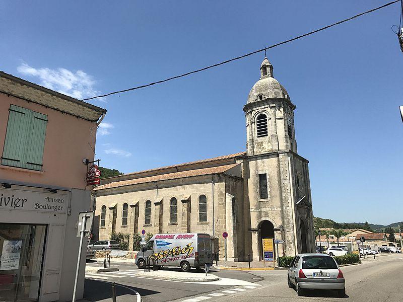 Saint-Jean-de-Muzols en juin 2017.