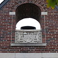 Saint John the Baptist Catholic Church (North Bennington, VT) - bishop's coat of arms.jpg