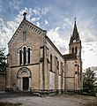 Saint Maurice church in Arcisse 06.jpg
