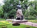 Saint Petersburg Monument to Nikolai Przhevalski in the Alexander Garden IMG 5729 1280.jpg