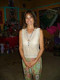 Sallie Ann Glassman American writer
