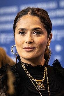Salma Hayek Wikipedia La Enciclopedia Libre