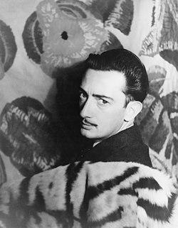 Ο Νταλί το 1939.