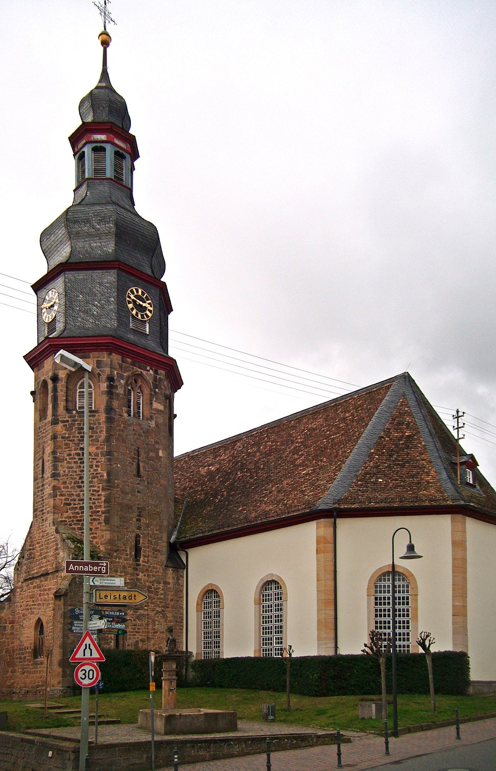 Salvatorkirche Kallstadt