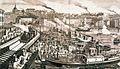 Sammanbindningsbanan Mälarhamnen 1886.jpg