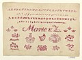 Sampler (Germany), 1847 (CH 18616693).jpg