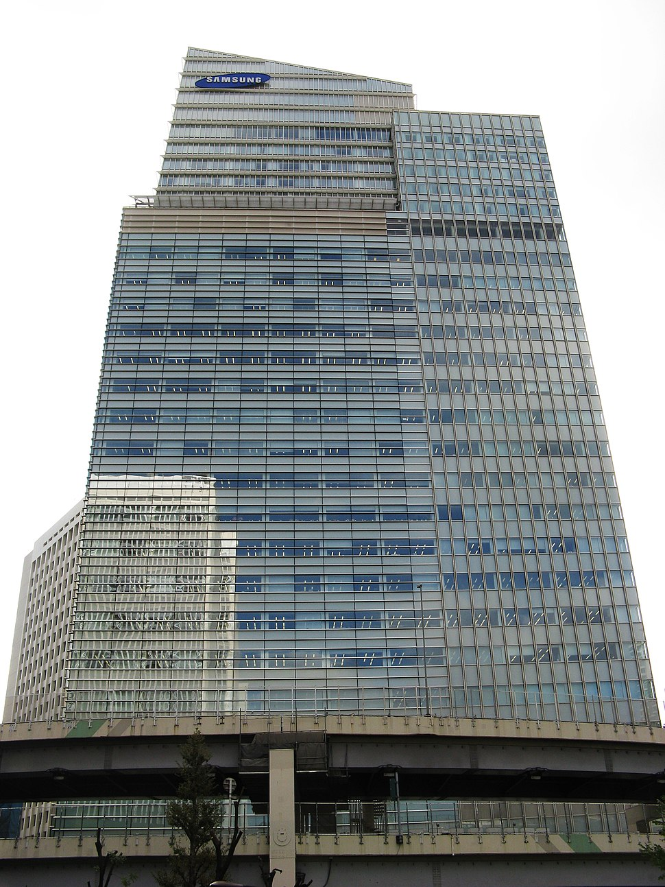 Samsung japan headquarter