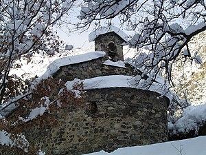 Andorra la Vella - Sant Andreu Church