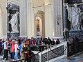 San Giovanni in Laterano - 2019 - Tomb of Martinus V - Christian prayers 01.jpg