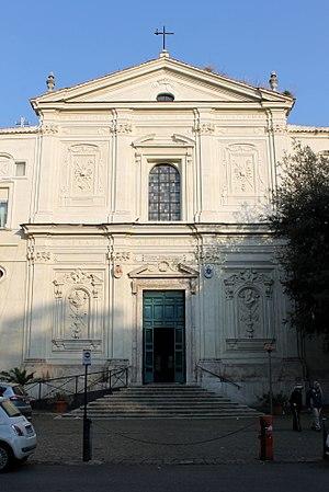 San Martino ai Monti - Roma - facciata - 2015.JPG