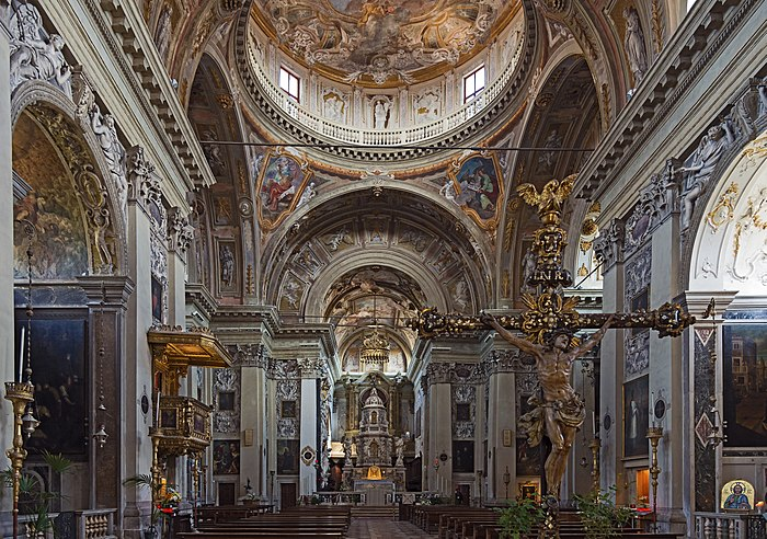 San Nicola da Tolentino (Venice) Interno