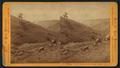 San Rafael, Mount Tamalpais from Coleman's Park, by Muybridge, Eadweard, 1830-1904.png
