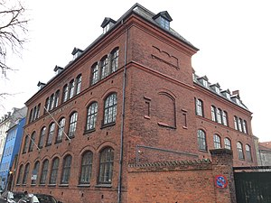 Sankt Petri Schule - No. 5: The school's building from 1899