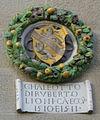 Sansepolcro, palazzo pretorio, stemma lioni 1510-1511.jpg