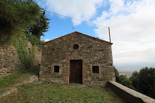 Die Kirche Chiesa di San Pietro