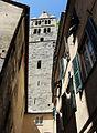 Santa maria delle vigne, campanile 01.JPG