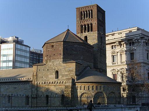 Santo Stefano Genova particolari 4