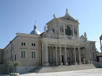 Isola del Gran Sasso d'Italia - Shrine of San Gabriele dell'Addolorata