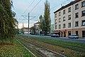 Sarajevo Tram-Line Hotel-Bristol 2011-11-12 (2).jpg