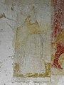 Sargé-sur-Braye (41) Église Saint-Martin Fresques Mur septentrional 02.JPG