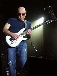 Joe Satriani American guitar player