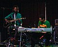 Saul Williams SXSW 2008 bass.jpg